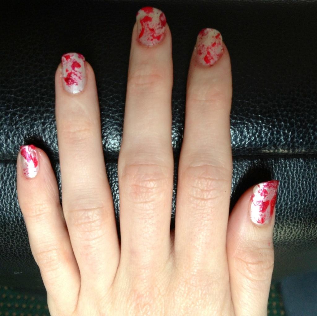 Halloween nail art ( part 2 ) | Look at me, it's Carra D!