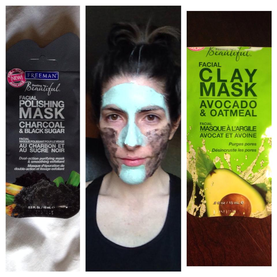 freeman beauty clay mask review
