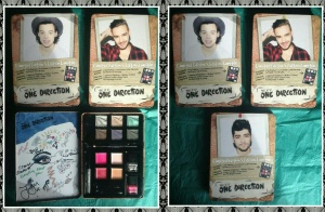 makeup by 1 d tins