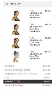 headbands free