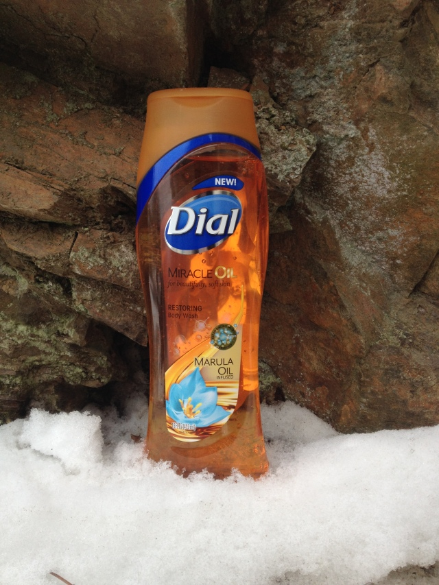 Dial Body Wash with Marula Oil