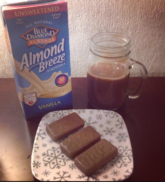 Almond Breeze Hot Chocolate
