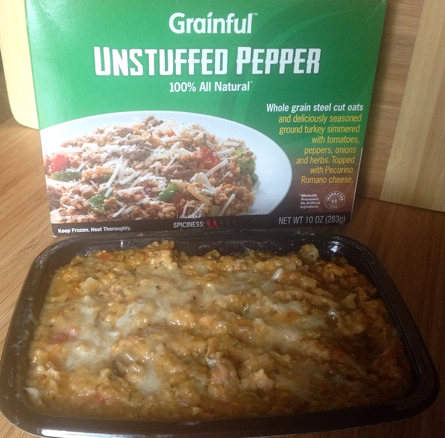 Grainful Unstuffed Pepper