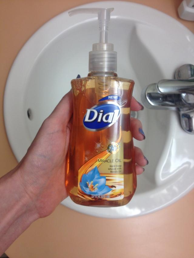 Dial Marula Oil Hand Soap