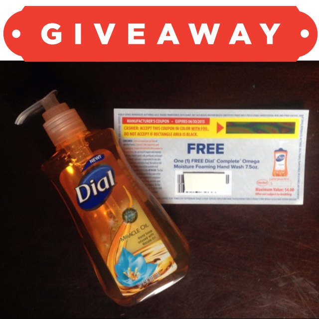 Dial Miracle Oil Giveaway