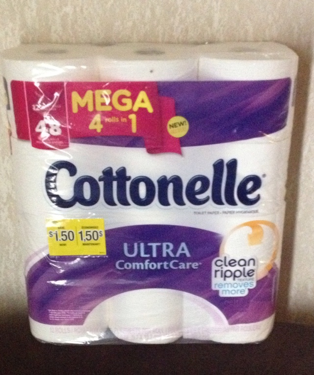 Cottonelle Mega Roll