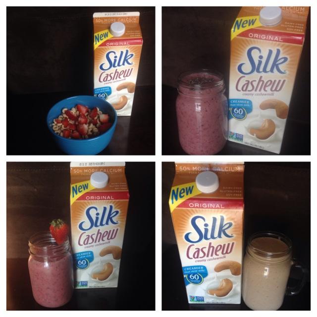Silk Cashewmilk