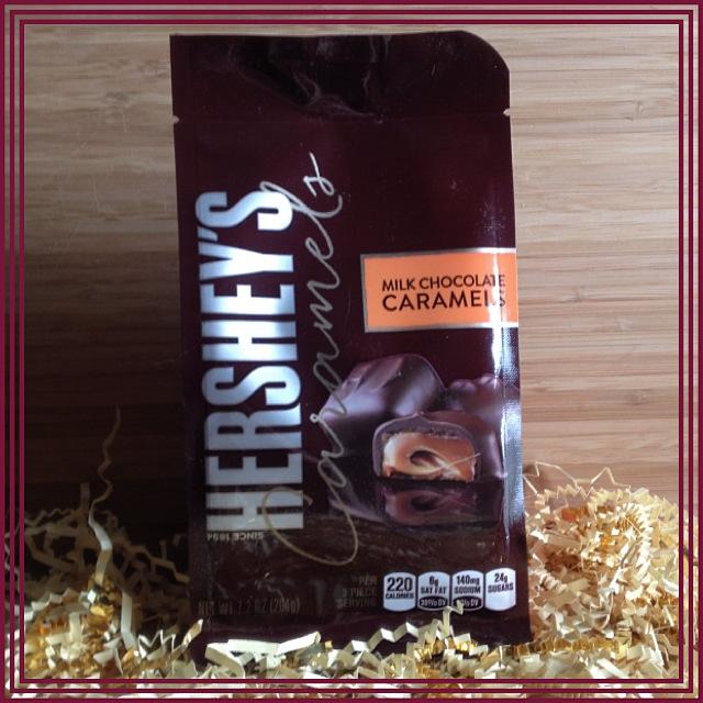 Hersheys caramels