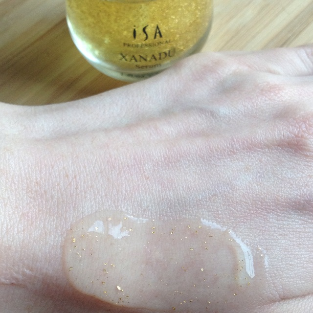 Isa Professional 24k serum