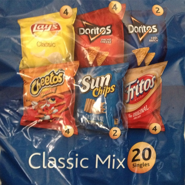 Amazon Deal chips