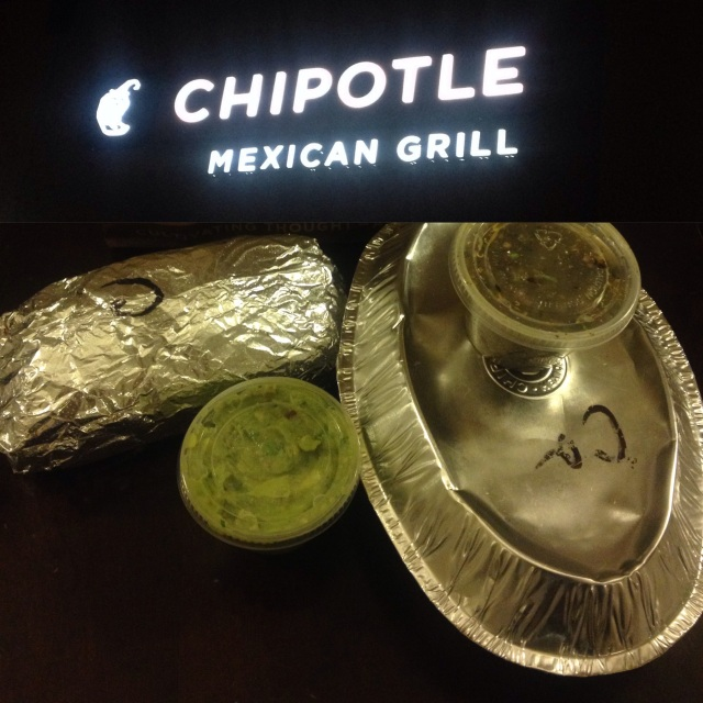 Chipotle deal