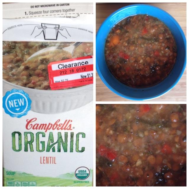 Campbells Organic