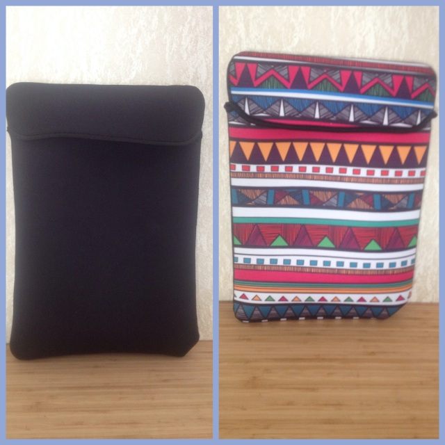 reversible laptop sleeve