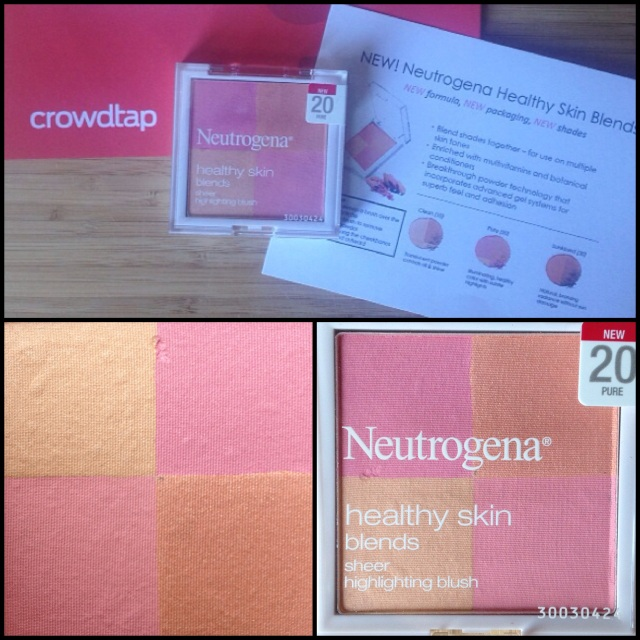 Neutrogena Healthy Skin Blends Blush