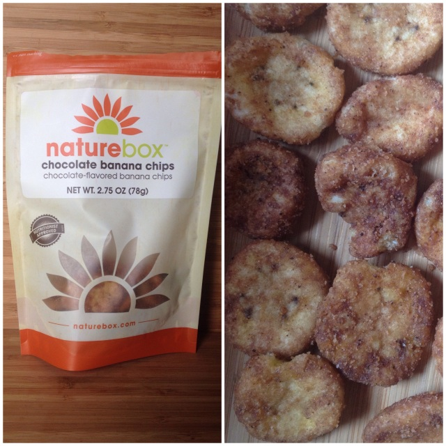naturebox chocolate chip banana chips