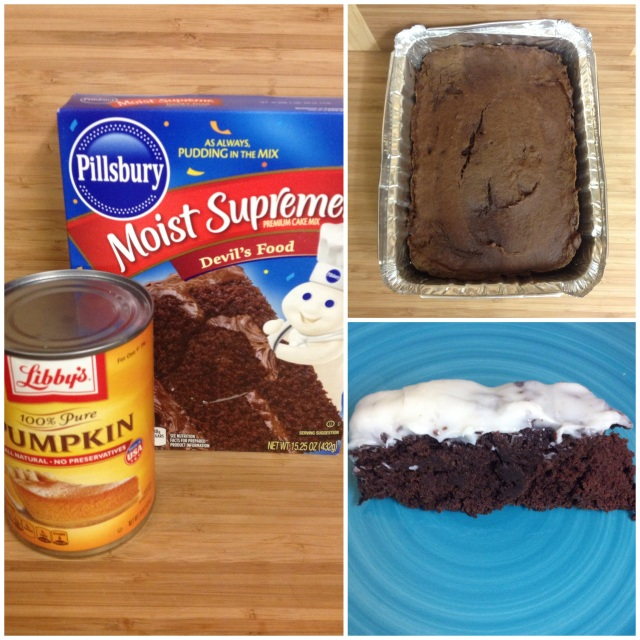 Easy 2 ingredient cake