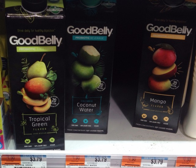 GoodBelly Juice