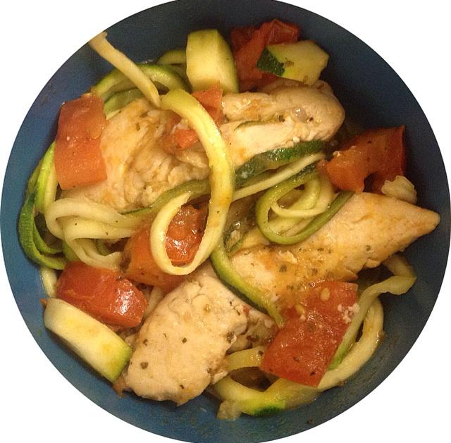 chicken dinner