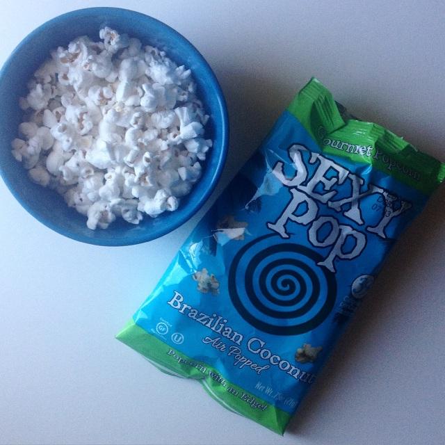 Sexy Pop Brazilian Coconut popcorn