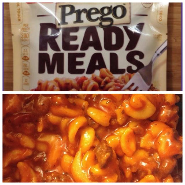 Prego Ready meals