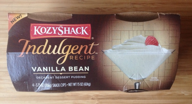 Kozy Shack Vanilla Bean