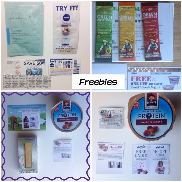 freebies november