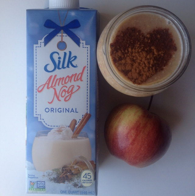 Silk Nog Smoothie