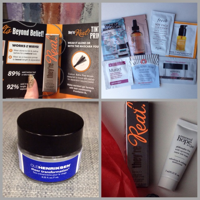 Sephora Freebies
