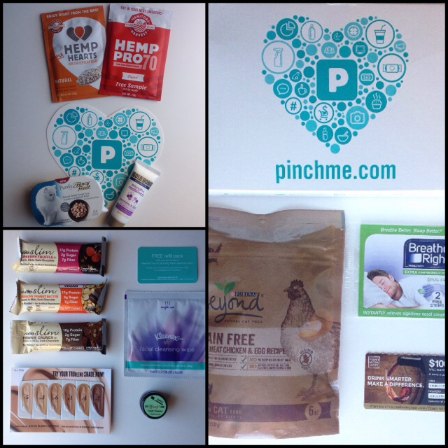 PinchMe Freebies