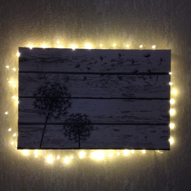 Oak Leaf fairy lights