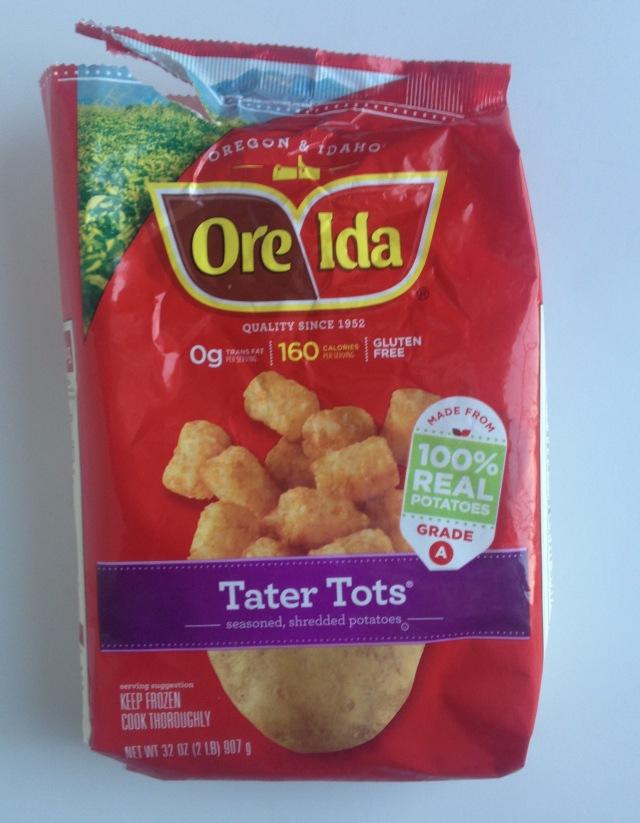 Ore-Ida Tater tots