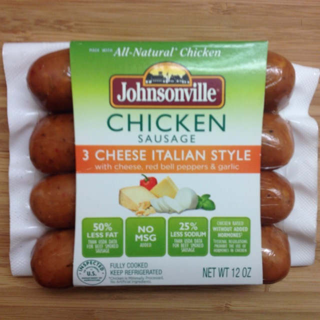Johnsonville Chicken Sausage