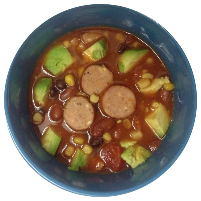 Carra's Taco Soup