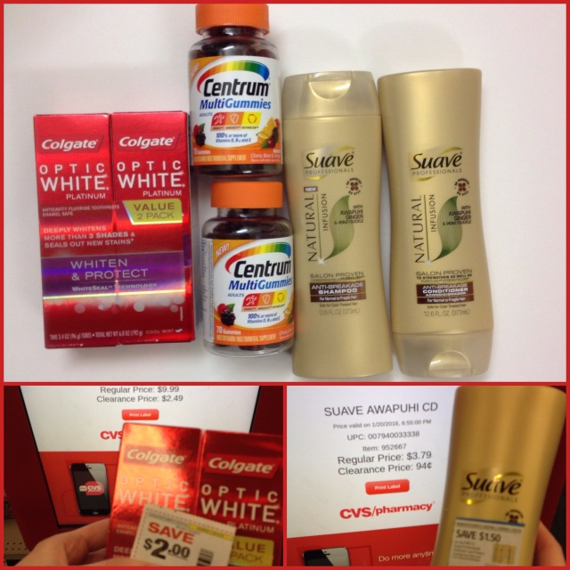 CVS Deal Jan16