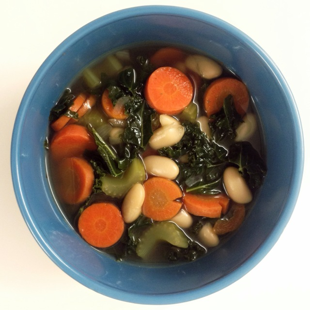 Bean & Kale Soup
