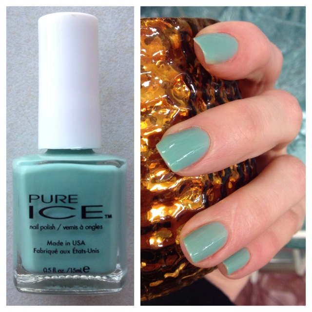 Pure Ice Home Run nail polish
