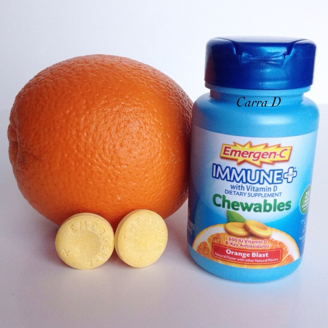 Emergen-C Chewables