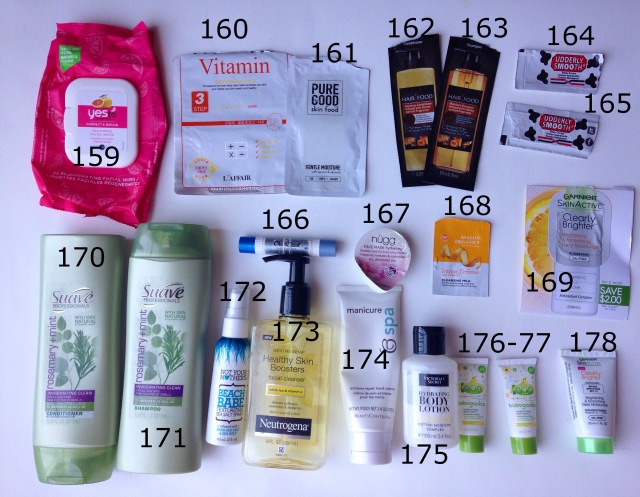 June Empties