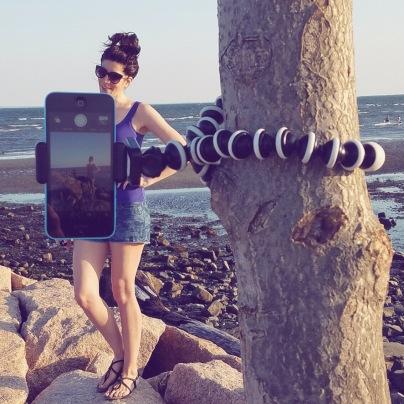 3csmart tripod selfie