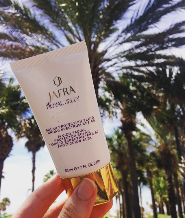 Jafra Royal Jelly SPF
