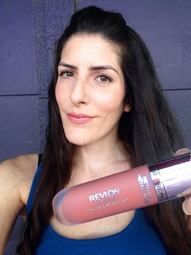 Revlon Ultra HD Metallic Matte