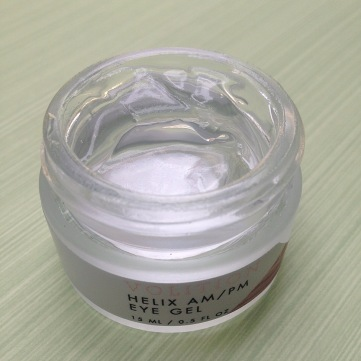 Volition Helix am/pm eye gel