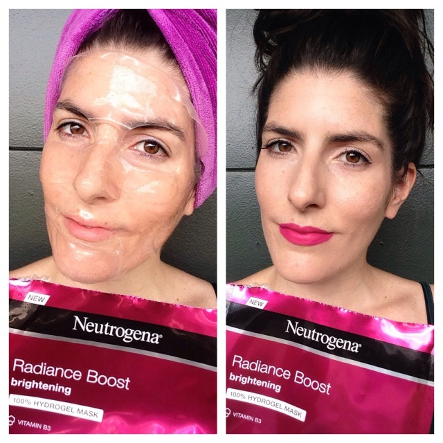 Neutrogena Radiance Boost